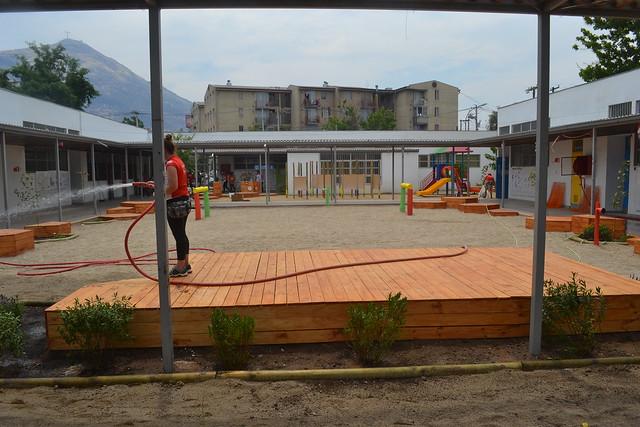 Jardín Infantil Pablo Neruda (segunda etapa) - | Renca | Scotiabank