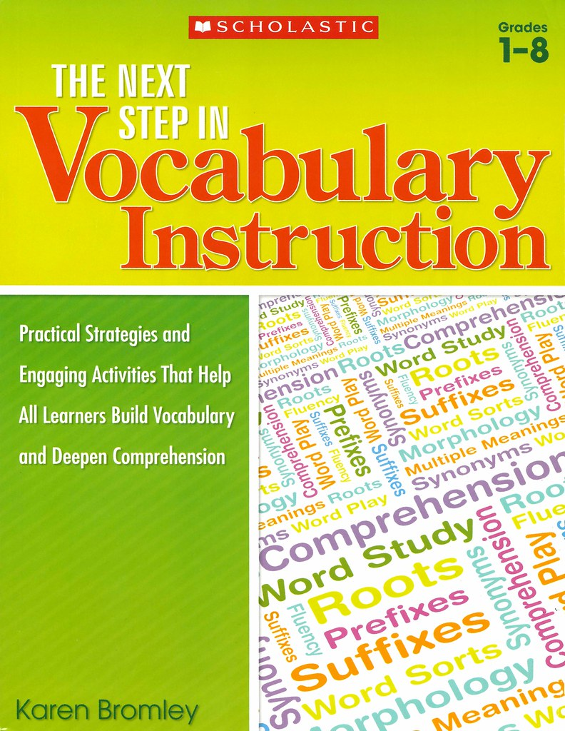 The Next Step In Vocabulary Instruction Practical Strateg Flickr