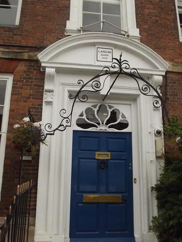 Landor House Smith Street Warwick Door Landor House
