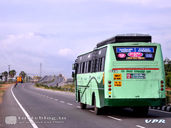TN01N.9689 Of Setc Nagercoil Depot Route H198 UD Nagercoil-Chennai Nanjil 6  ...