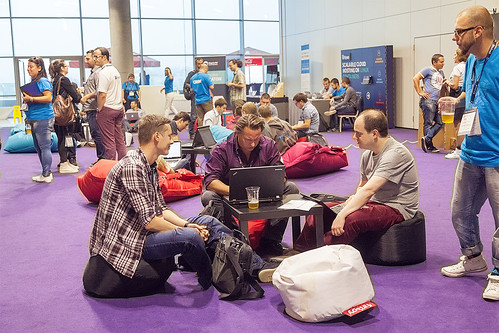 Hackaton in action | by bgphp