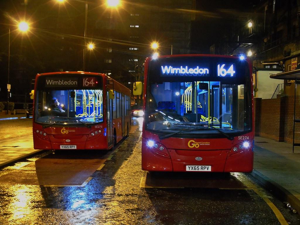 route 164, sutton   london general route 164: sutton station…   flickr