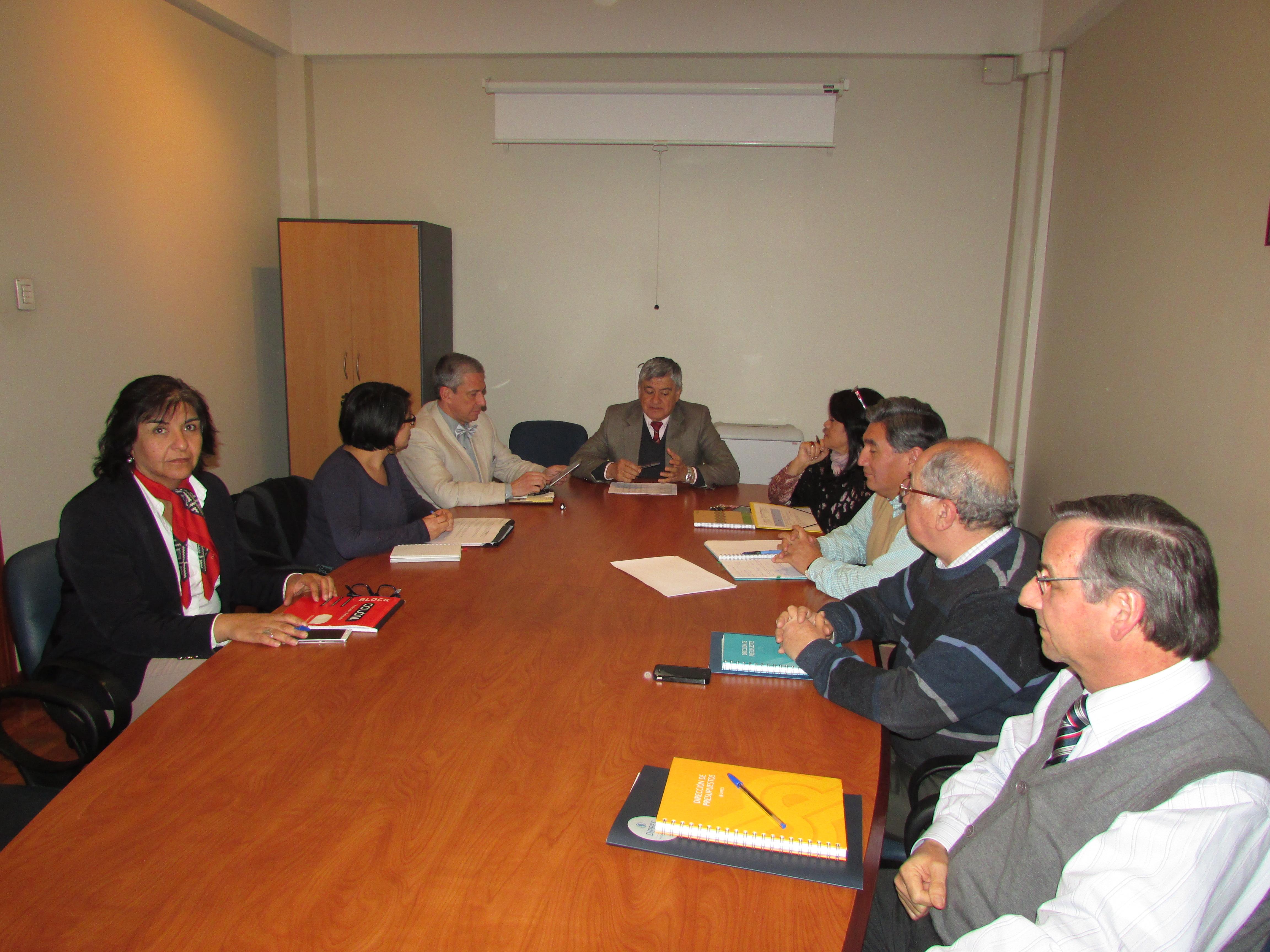 Reunión Director Dipres y Atradip - 02 Septiembre 2016