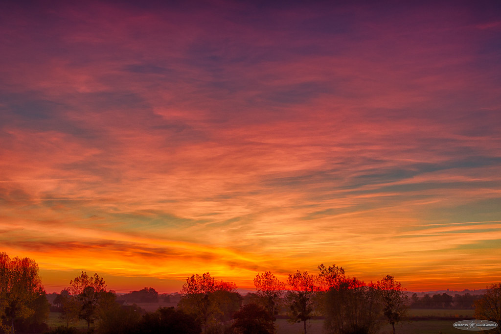 ★Sunset (blog AstroGuigeek Photographie)