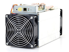 High Speed Bitcoin Miner