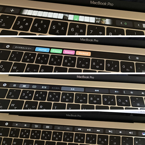 MacBook Pro (late2016) 13inch Touch Bar | by salchuiwt