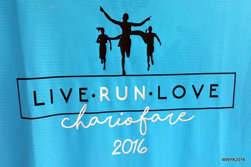 IMU Chariofare 2016 T-shirt