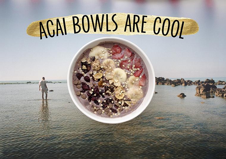Wisdom #18 Acai Bowl Recipe