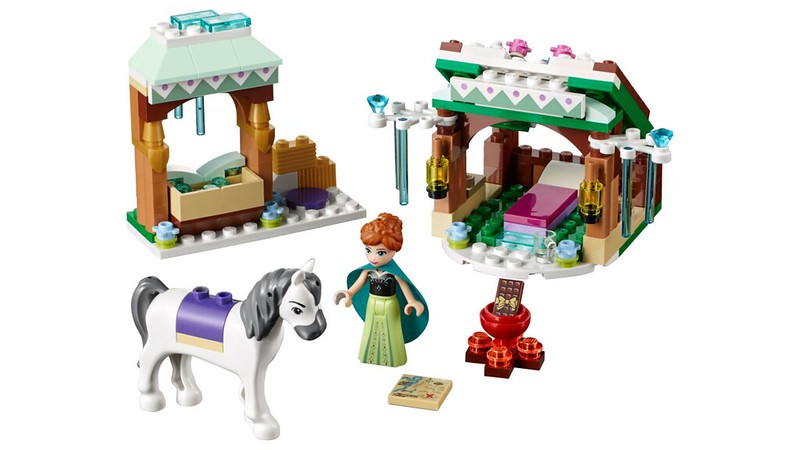 LEGO Disney - Anna's Snow Adventure (41147)