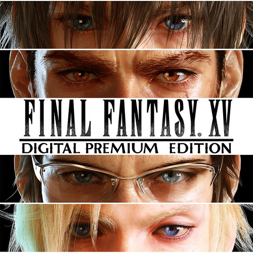 Final Fantasy XV Digital Premium Edition