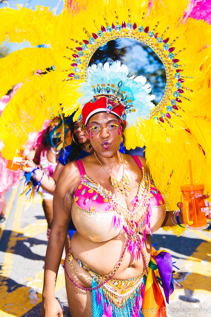West Indian Day Parade 2015 By Darc G
