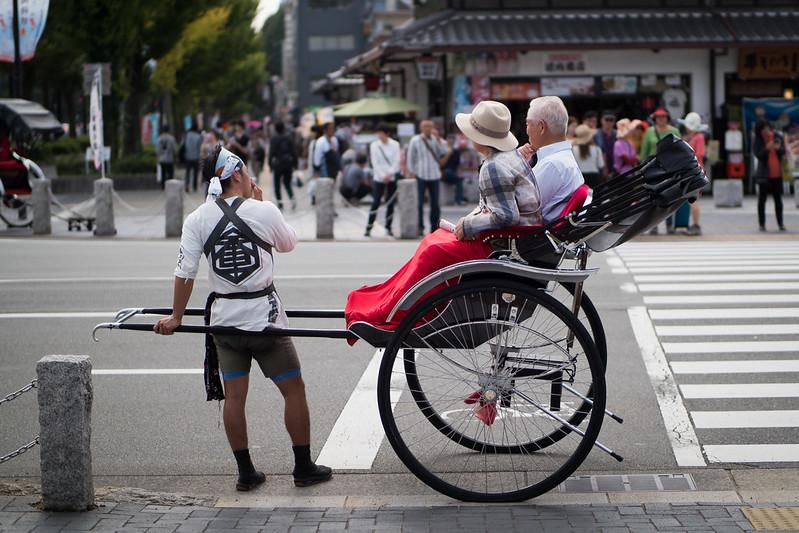 全程跑透透|日本 Japan