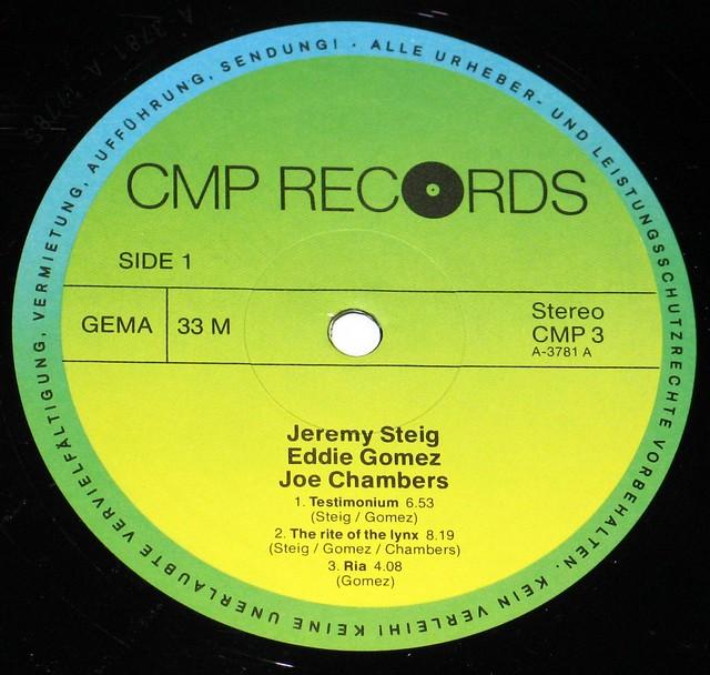 Jeremy Steig Gomez Chambers Lend Me Your Ears