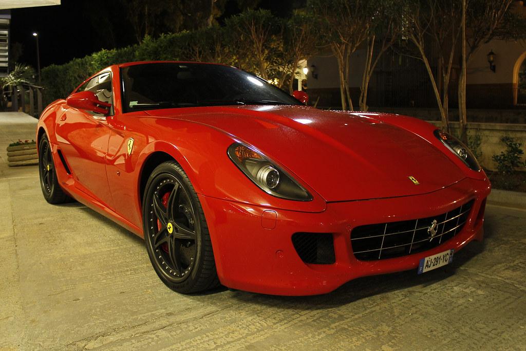 2010 Ferrari 599 Gtb Fiorano Hgte Coopey Flickr