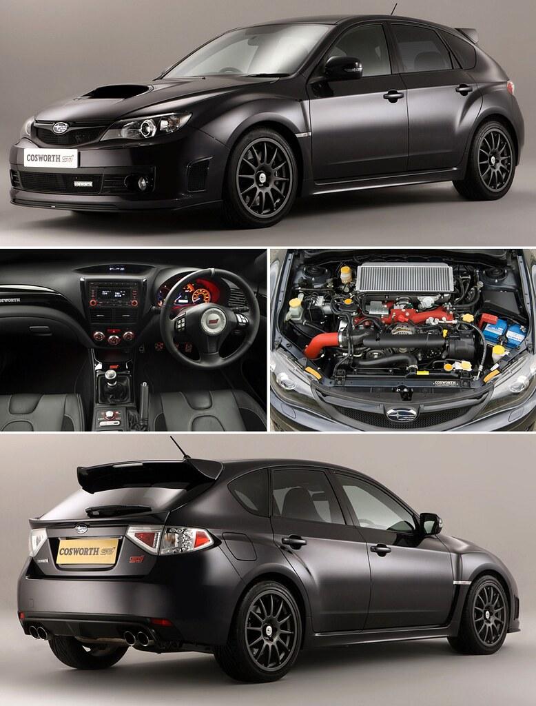 Subaru Cosworth Impreza STi CS400 (GRB) | Subaru Impreza Cos… | Flickr