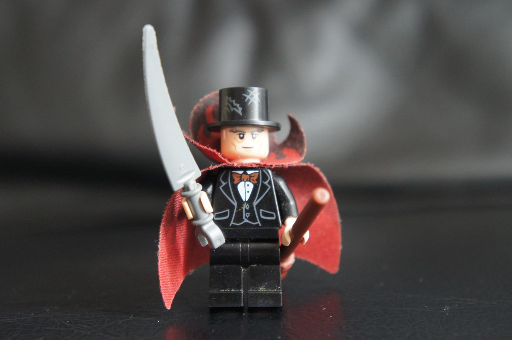 LEGO Custom Minifigures - Gehrman, The First Hunter | Flickr