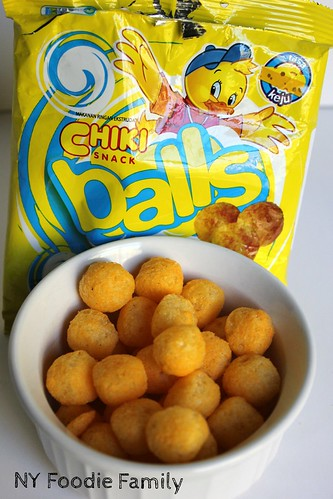 Chiki Snack Balls | by NY Foodie Family