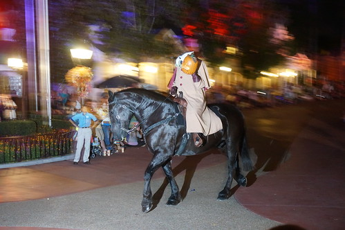 Boo to You Halloween Parade - Headless Horseman | by Disney, Indiana