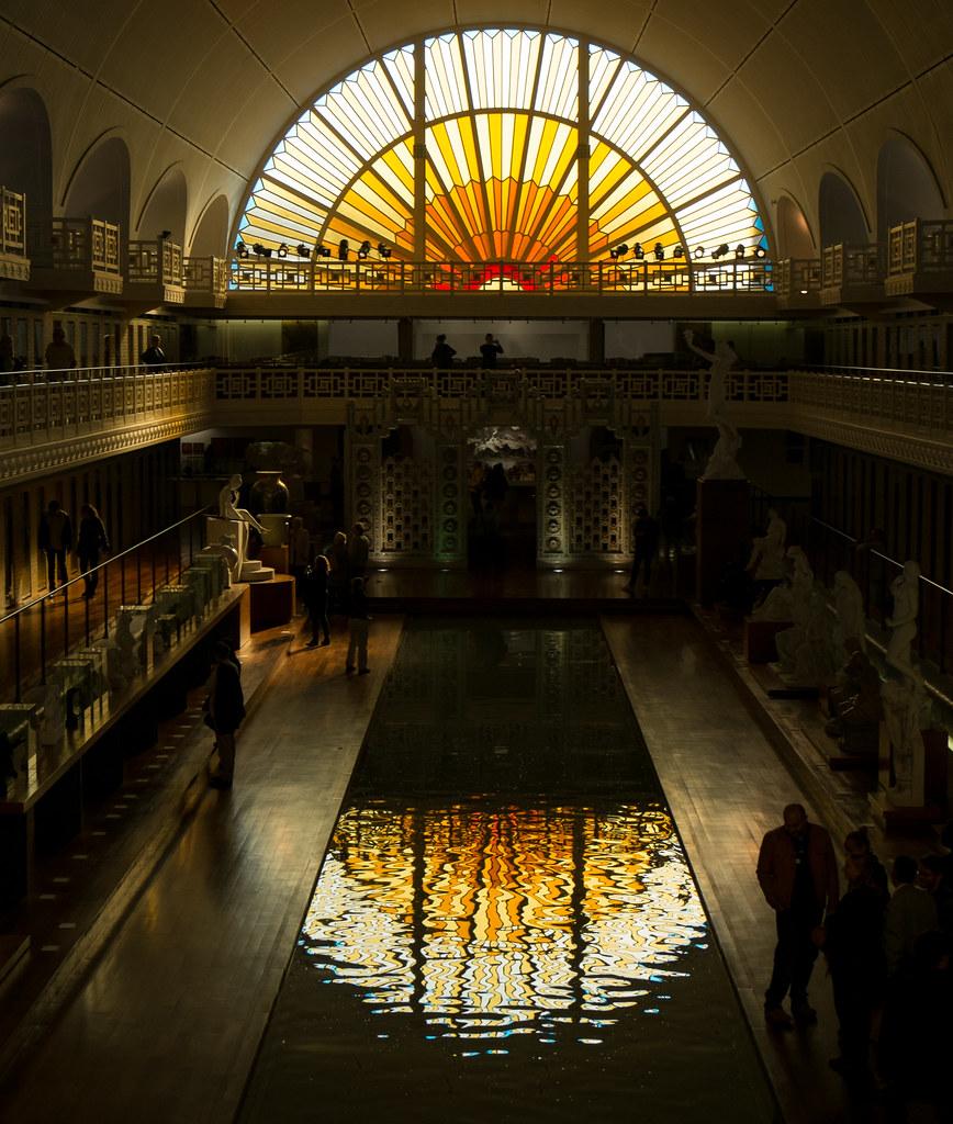 La Piscine Musee D Art Et D Industrie Andre Diligent Ro Flickr