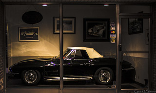 Corvette in local garage | by geek2simon