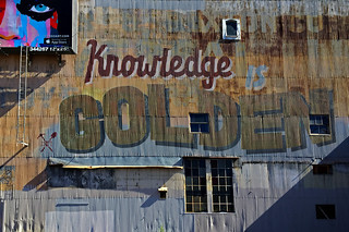 Knowledge Is Golden | by AGrinberg