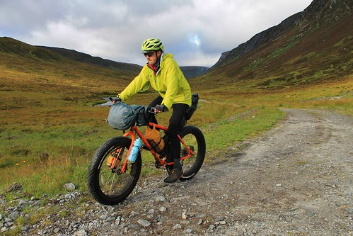 Heading for Loch Vaich | by Pikes On Bikes