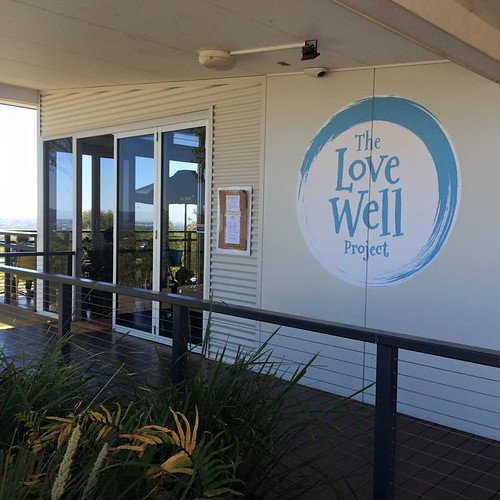 Mt Gravatt lookout Cafe - the Love Well Project