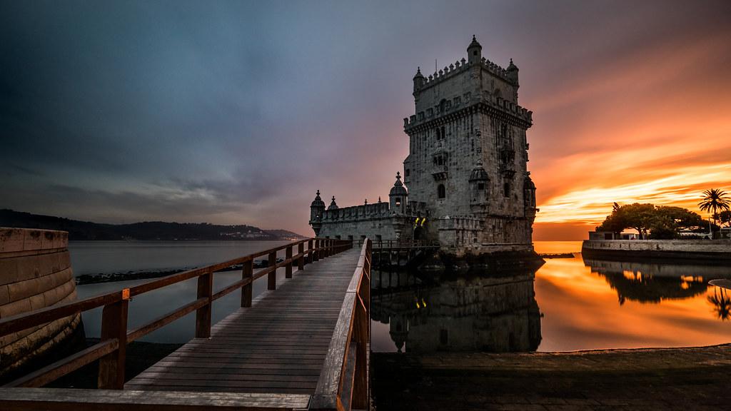Belem tower - Lisbon, Portugal - Travel photography