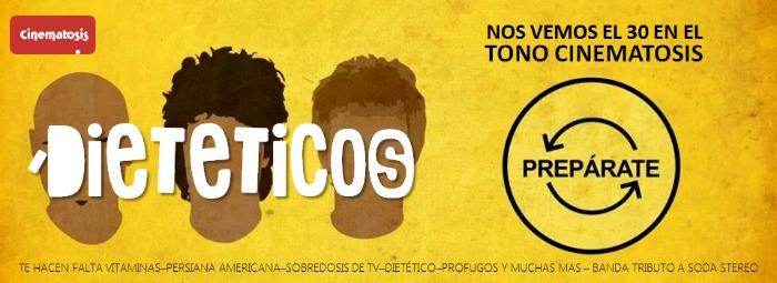 ¡Ya no falta nada para la fiesta cinéfila del año! #ElTonoCinematosis
