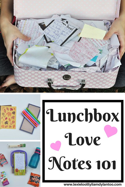 Lunchbox Love Notes 101
