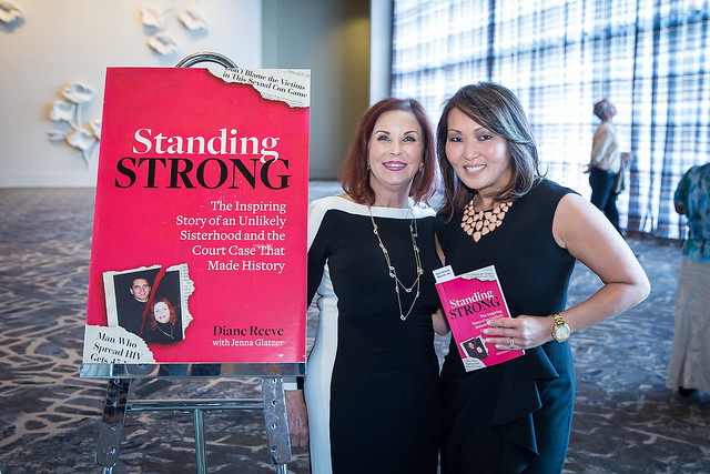 Standing Strong At PositiviTea 2016