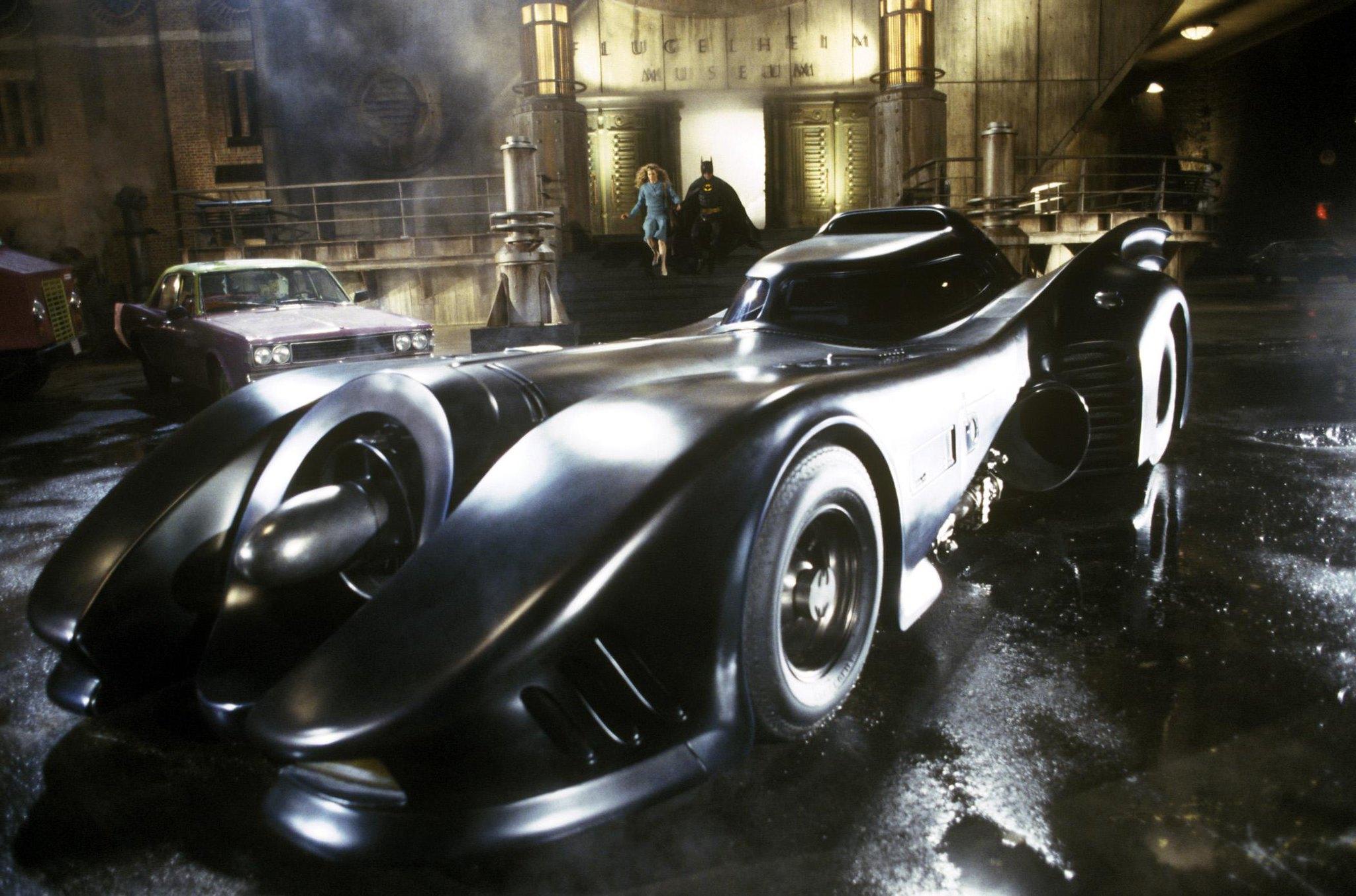 #Fave80sCar Batman 1989 Batmobile