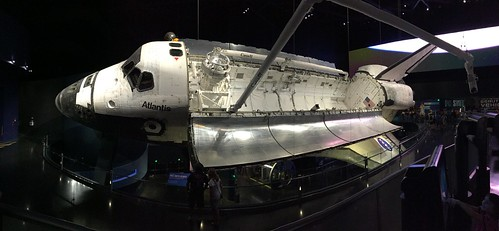The Space Shuttle Atlantis | by Disney, Indiana