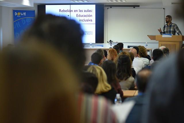 Encuentro Nacional de Familias Down España