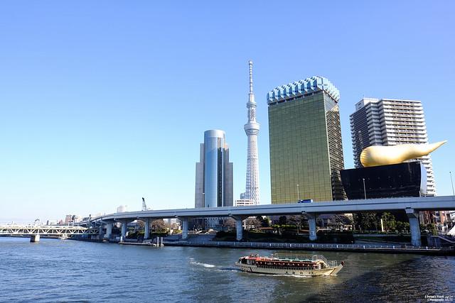 東京隅田川