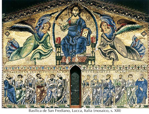 Basílica de S. Frediano, Lucca (s. XIII)