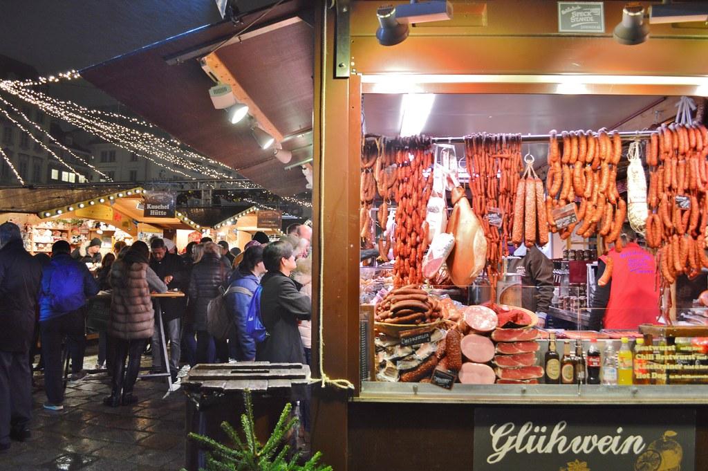 Paris Weihnachtsmarkt.2016 11 24 Wien Weihnachtsmarkt Platz Am Hof P K Paris Flickr