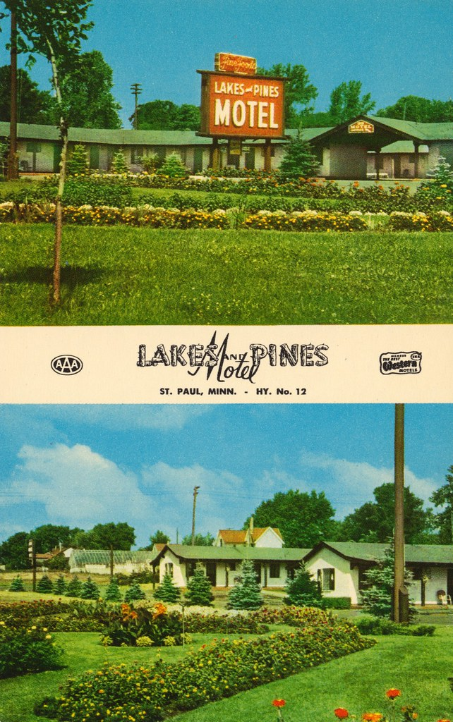 Lakes and Pines Motel - St. Paul, Minnesota