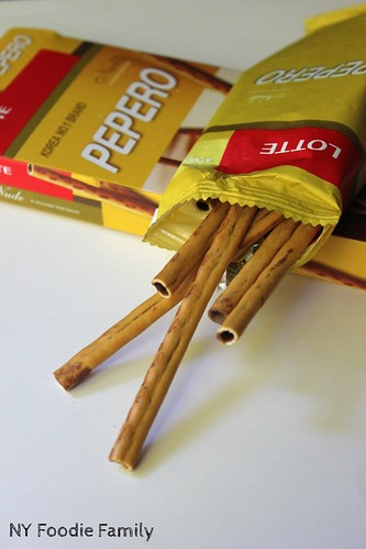 Lotte Pepero Nude | by NY Foodie Family