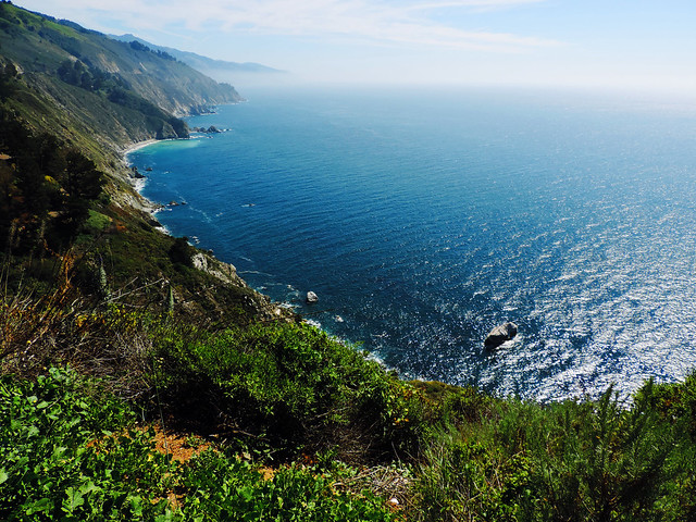 Best Autumn Hikes In California: Big Sur, California, USA