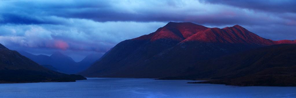 Loch Etive, Beinn Starav & Stob an Duine Ruaidh