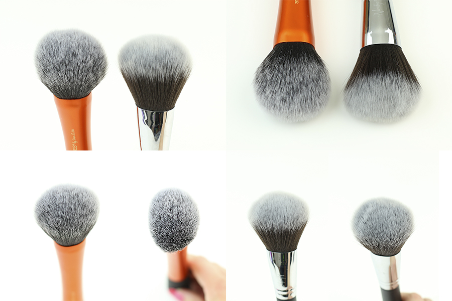 9 rt powder brush comparison