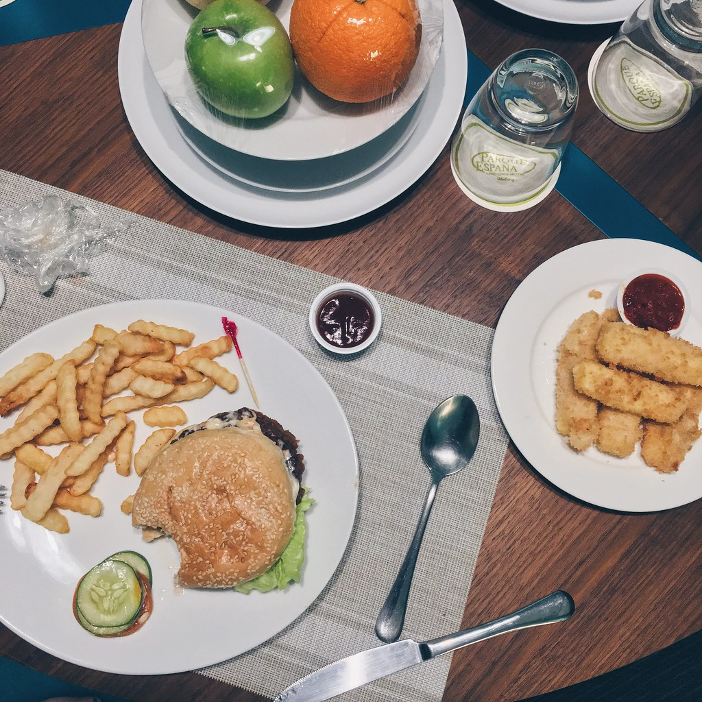 Dinner from Bistro del Cielo at Parque España Residence Hotel
