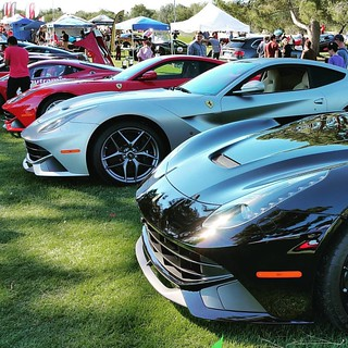 A couple hours left to check out the 2016 #FestivalOfSpeed in Scottsdale! Amazing vehicles, fantastic weather. All benefiting Phoenix Children's Hospital. Get over here! | by CentralScottsdale