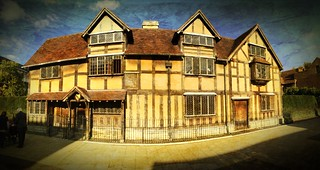 Shakespeare's birthplace | by Darcy Moore