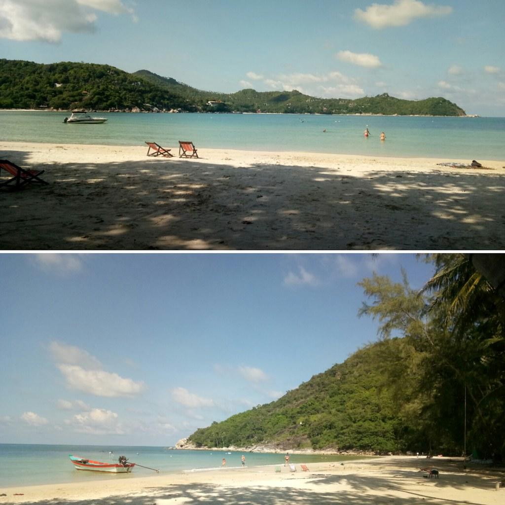 Пляжи острова Ко Панган