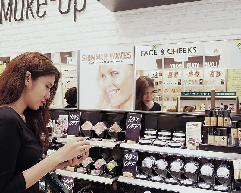 Eye Makeup Sale at SM Beauty + Eyes On Fleek Campaign