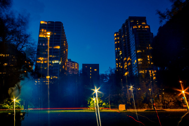Apartments at Twilight