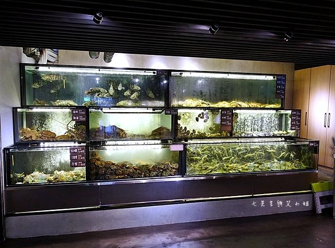 20 蒸龍宴 活體水產 蒸食 台北美食 新竹美食 台中美食