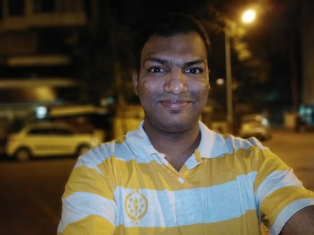 vivo v5 selfie camera sample ten